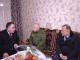 Глава области навестил генерал-майора Аъзама Косимова